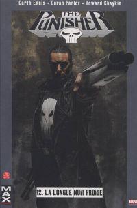 The Punisher – Max Comics, T12 : La longue nuit froide (0), comics chez Panini Comics de Ennis, Parlov, Chaykin, Loughridge, Delgado, Bradstreet