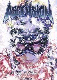 Ascension T11, manga chez Delcourt de Nabeta, Nitta, Sakamoto