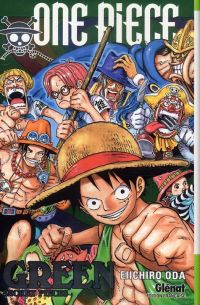 One piece Green : secret pieces (0), manga chez Glénat de Oda