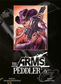 The Arms Peddler T5, manga chez Ki-oon de Nanatsuki , Night Owl
