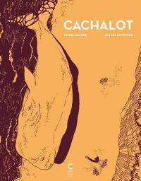 Cachalot, bd chez Cambourakis de Galera, Coutinho