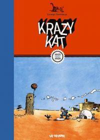 Krazy Kat T1 : 1925-1929 (0), comics chez Les Rêveurs de Herriman, Larcenet