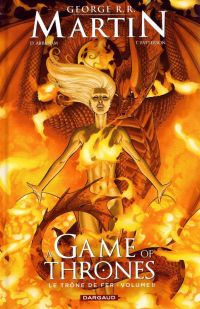 A Game of thrones T2, comics chez Dargaud de Abraham, Martin, Patterson, Nunes