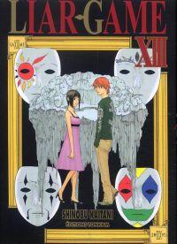 Liar game T13, manga chez Tonkam de Kaitani