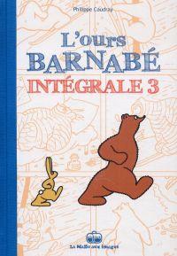 L'Ours Barnabé T3, bd chez La boîte à bulles de Coudray
