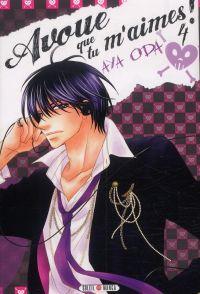 Avoue que tu m'aimes T4, manga chez Soleil de Oda