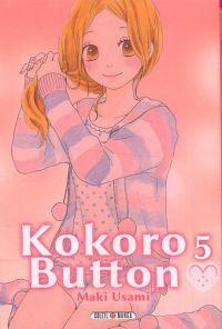 Kokoro button T5, manga chez Soleil de Usami