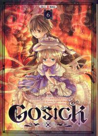 Gosick T6, manga chez Soleil de Sakuraba, Amano