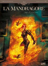 La Mandragore T2 : La part sombre (0), bd chez Soleil de Cordurié, Santucci
