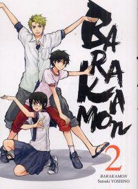 Barakamon T2, manga chez Ki-oon de Yoshino