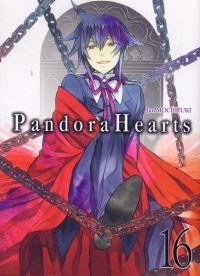 Pandora Hearts T16, manga chez Ki-oon de Mochizuki