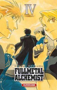 Fullmetal Alchemist - edition double T4, manga chez Kurokawa de Arakawa