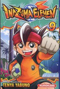 Inazuma eleven T9, manga chez Kurokawa de Yabuno