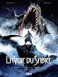 La Voie du sabre T1 : Les Cendres de l'enfance (0), bd chez Glénat de Mariolle, Bourgouin, Tisseron, Ferniani, Fernandez