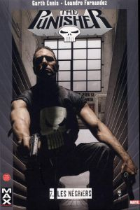 The Punisher T7 : Les négriers, comics chez Panini Comics de Ennis, Fernandez, Koblish, Brown, Bradstreet