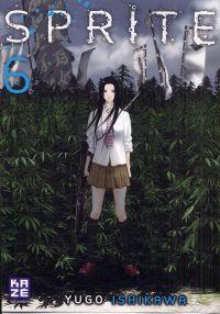 Sprite T6, manga chez Kazé manga de Ishikawa