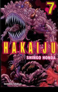 Hakaiju T7 : , manga chez Tonkam de Honda