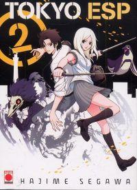 Tokyo ESP T2, manga chez Panini Comics de Segawa