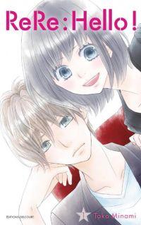 Rere : Hello ! T2, manga chez Delcourt de Minami