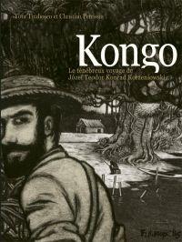 Kongo, bd chez Futuropolis de Perrissin, Tirabosco