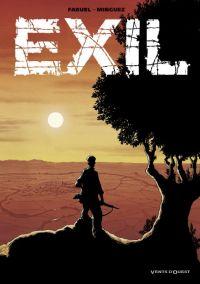 Exil, bd chez Vents d'Ouest de Fabuel, Minguez