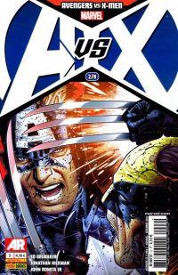 Avengers vs X-Men T2, comics chez Panini Comics de Brubaker, Hickman, Romita Jr, Martin, Campbell, Cheung