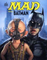Mad présente : Batman (0), comics chez Urban Comics de Collectif, Kurtzmann, Aragones, Fredrickson