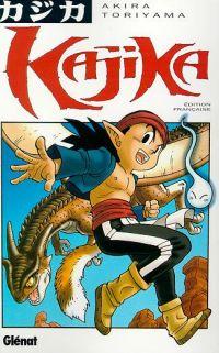Kajika, manga chez Glénat de Toriyama