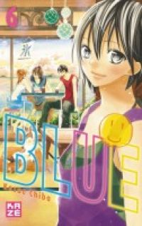 Blue T6, manga chez Kazé manga de Chiba