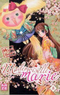 Mademoiselle se marie T8 : , manga chez Kazé manga de Hazuki