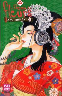 Le Chemin des fleurs T4, manga chez Kazé manga de Shimaki