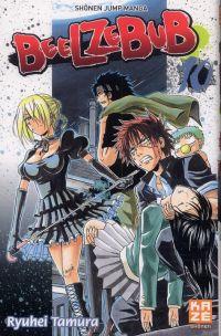 Beelzebub T10, manga chez Kazé manga de Tamura