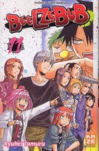 Beelzebub T11, manga chez Kazé manga de Tamura