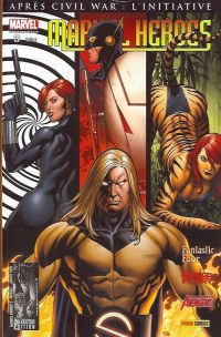 Marvel Heroes T3 : Insecticide (0), comics chez Panini Comics de Oeming, Bendis, Slott, Kolins, Caselli, Cho, Rudoni, Keith, Reber