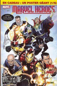 Marvel Heroes – Revue V 2, T4 : Guerre secrète (0), comics chez Panini Comics de Oeming, Reed, Bendis, Kirkman, Cheung, Kolins, Cho, Reber, Keith, Ponsor