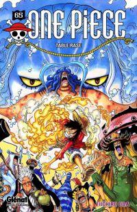 One Piece T65, manga chez Glénat de Oda