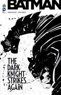 Batman - The Dark Knight strikes again, comics chez Urban Comics de Miller, Varley