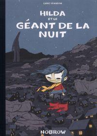 Hilda T1 : et le géant de la nuit (0), comics chez Nobrow de Pearson