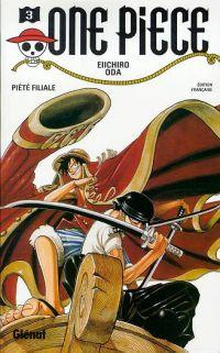 One Piece T3 : Piété filiale (0), manga chez Glénat de Oda