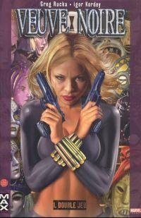Black Widow - Veuve Noire T1 : Double jeu (0), comics chez Panini Comics de Rucka, Kordey, Chuckry, Horn