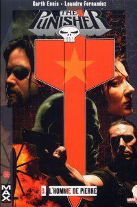 The Punisher T9 : L'homme de pierre (0), comics chez Panini Comics de Ennis, Fernandez, Brown, Brusco, Bradstreet