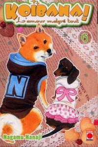 Koibana - l'amour malgré tout  T6 : , manga chez Panini Comics de Nanaji