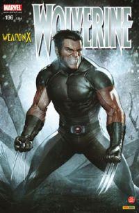 Wolverine (revue) – Revue V 1, T196 : Les hommes d'adamantium (2) (0), comics chez Panini Comics de Aaron, Garney, Keith, Granov