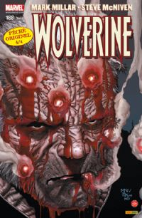 Wolverine (revue) – Revue V 1, T188 : Old Man Logan (6/8) (0), comics chez Panini Comics de Millar, Way, McNiven, Deodato Jr, Hollowell, Mounts, Beredo