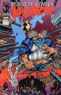 Planète Comics T3 : Violator (0), comics chez Semic de Moore, Capullo, Sears, Oliff, Olyoptics