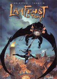 Lanfeust de Troy T7 : Les pétaures se cachent pour mourir (0), bd chez Soleil de Arleston, Tarquin, Guth, Lamirand
