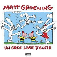 Un gros livre d'enfer : , comics chez Fetjaine de Groening