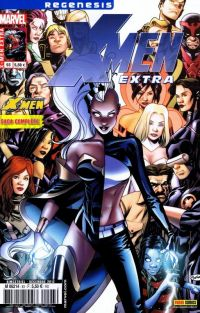 X-Men (revue) – Extra, T93 : Exalté (0), comics chez Panini Comics de Asmus, Pak, Yardin, Mckone, Rosenberg