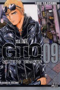 GTO - Shonan 14 days T9, manga chez Pika de Fujisawa