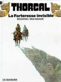 Thorgal T19 : La forteresse invisible (0), bd chez Le Lombard de Van Hamme, Rosinski, Graza